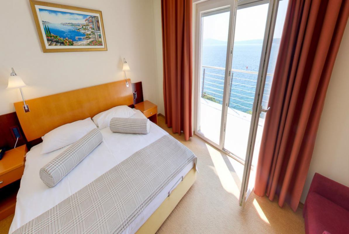 Your peace of heaven in hotel Marina Selce!