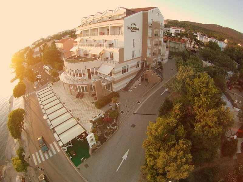 The pearl of Crikvenica riviera