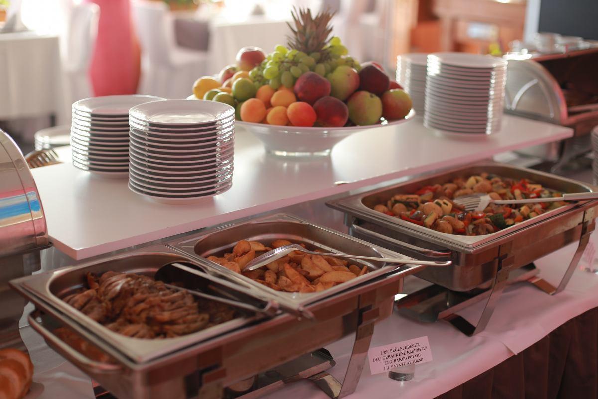Gastronomic taste of Hotel Marina Selce!