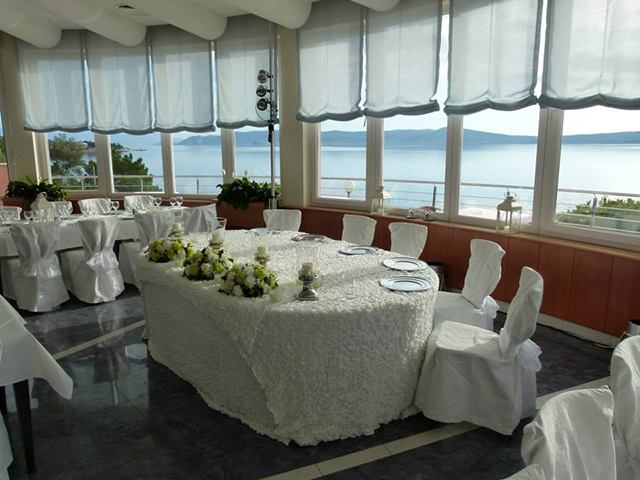 Weddings in hotel Marina