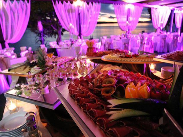 27/5000<br>Hochzeit in der hotel Marina
